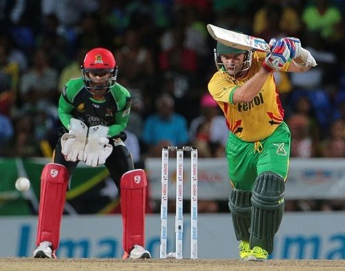 Watch live telecast and online streaming of St. Kitts Nevis Patriots vs Guyana Amazon Warriors 2nd match of Hero CPL 2016 on 30 June from 20:00 local time.