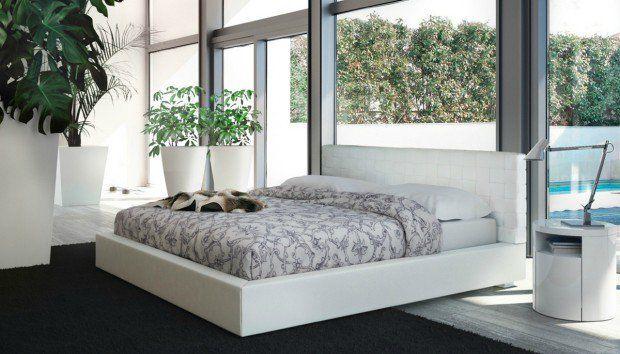 7 Απίστευτα Υπνοδωμάτια με Μίνιμαλ Διακόσμηση που Σπάει τους Κανόνες