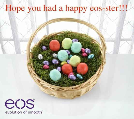 It's eos-ster time.