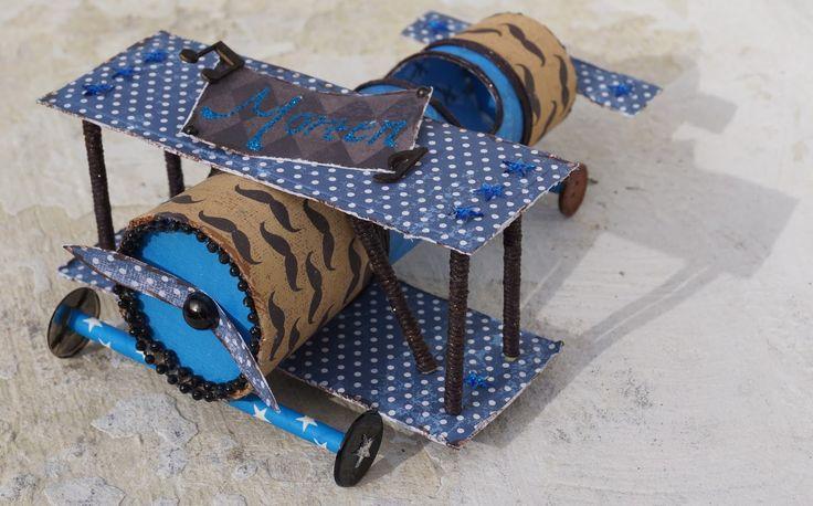 Mitt Lille Papirverksted: 3D Fly med Barter