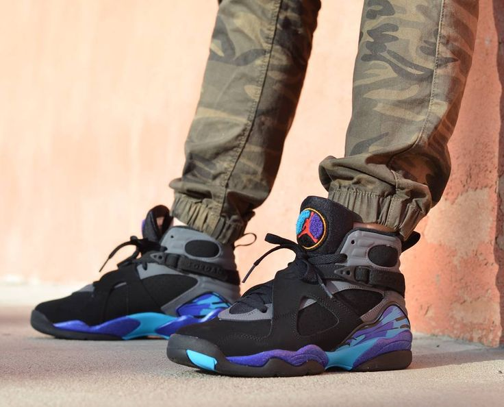 e7000711e35 ... Air Jordan Retro 8 Aqua (2015) release Sizes still available on  kix4chicks.com ...