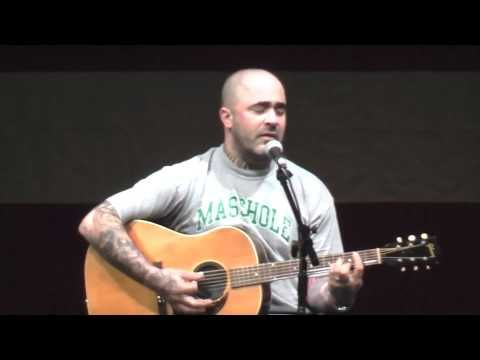 Aaron Lewis - A Little Something to Remind You - From the next Staind Album