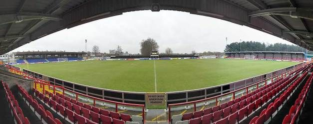 Kingsmeadow Stadium - Wimbledon e Kingstonian