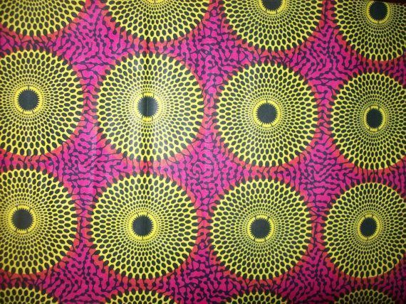 Designer Fabrics By The Yard For Clothing Wax print Designer Dutch wax