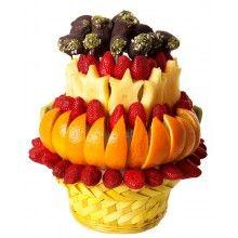 Doğum Günü Meyve Buketi