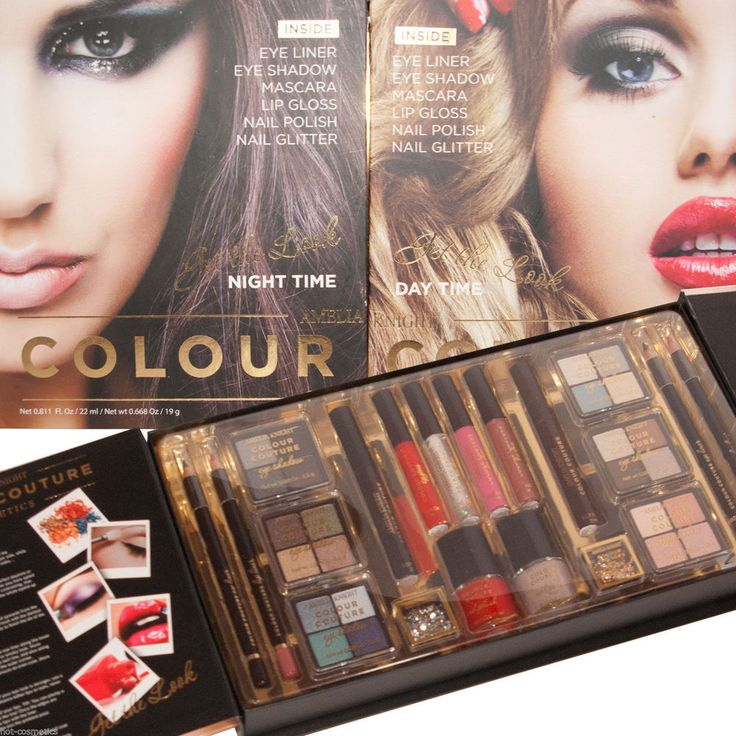 Night and Day Amelia Knight Colour Couture Cosmetic Kit