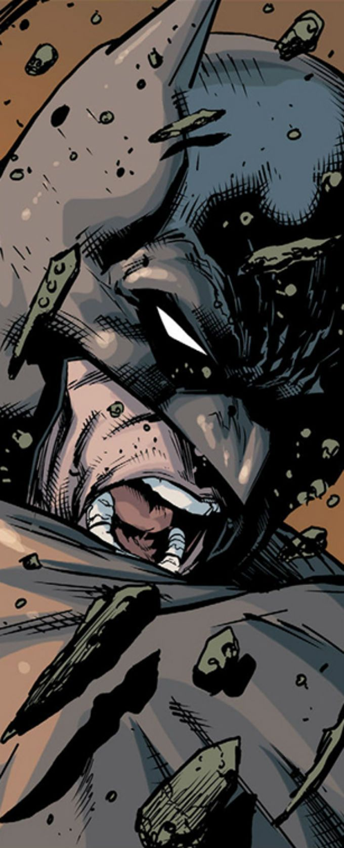 I lik how this picture of batman looks really comical. I mostly like DC comics…