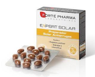 Grandes descubrimientos beauty del 2012 - Expert Solar de Forte Pharma - Parfumerie et parapharmacie - Forte Pharma