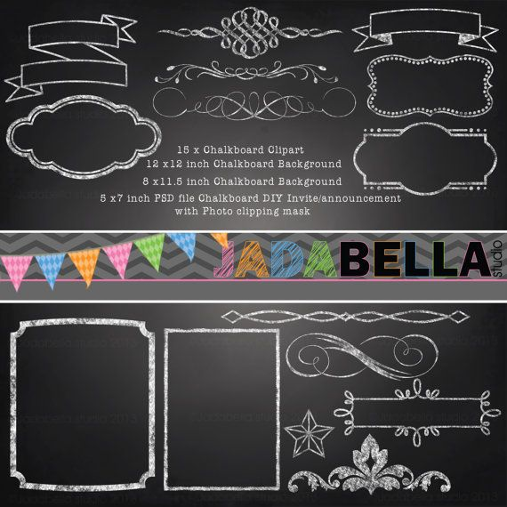 45 best images about chalkboard templates on pinterest chalkboard designs menu template and. Black Bedroom Furniture Sets. Home Design Ideas