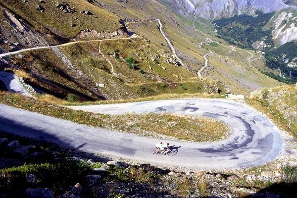 Le Col de la Sarenne