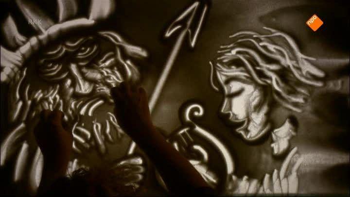 De Zandtovenaar: Het verhaal van David