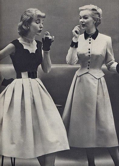25+ best ideas about 1950s Fashion on Pinterest | Vintage fashion ...
