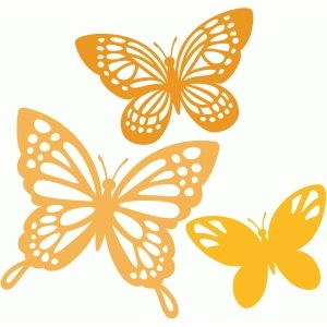 Silhouette Design Store - Search Designs : box butterfly