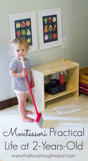 297 best Montessori: Home Spaces images on Pinterest ...