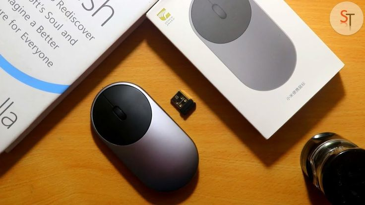Xiaomi Mi Mouse Review - Dual Pairing Mode