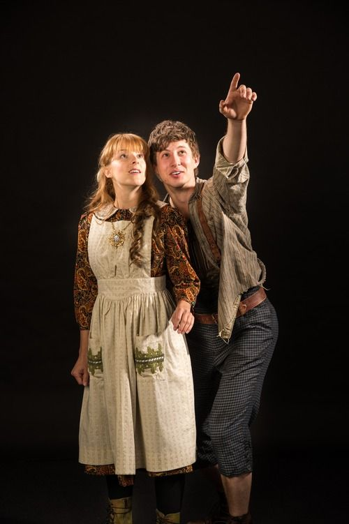 Theater review: Shakespeare Festival's 'Peter and the Starcatcher ...