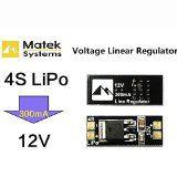 Matek systems 2 PCS FPV Voltage Linear Regulator Module 4S Lipo to 12V 300mA for FPV Racing Quadcopter like 130 175 180 210 280 Quadcopter Frame - http://dronesheaven.ianjweboffers.com/matek-systems-2-pcs-fpv-voltage-linear-regulator-module-4s-lipo-to-12v-300ma-for-fpv-racing-quadcopter-like-130-175-180-210-280-quadcopter-frame/
