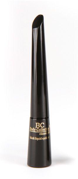 Bestel deze vloeibare zwarte eyeliner van Body Collection. Voordelig geprijsd, lage verzendkosten en de volgende dag al in huis! - � 3,49