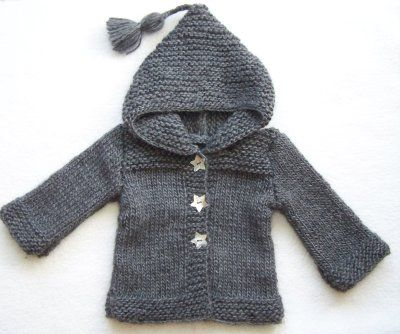 Just the cutest coat for babies