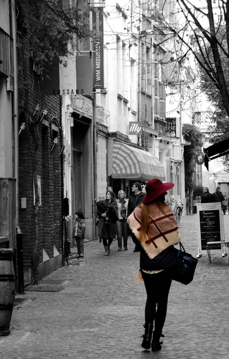 Antwerpen is filled with fashionistas and cozy side streets.