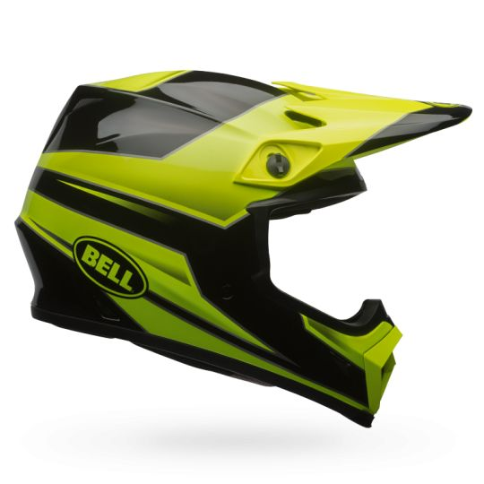 Bell MX-9 Supercross and Motocross Helmet MIPS Equipped