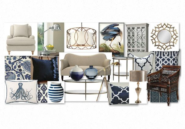 8 Best Images About Living Room Navy And Cream On Pinterest Navy Blue Coffee Table