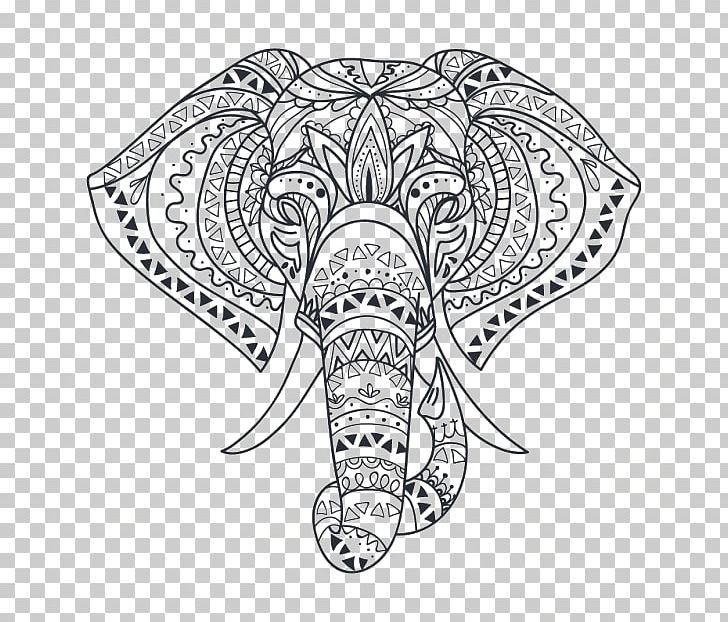 Wall Decal Elephant Drawing Png Abstract Lines Animals Art Bla Black Elephant Wall Decals Elephant Drawing Elephant Decal