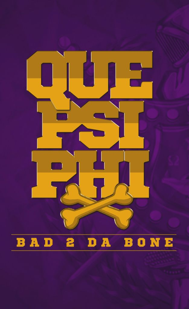 Que Psi Phi Screensaver I created for my Dawg  Omega Psi