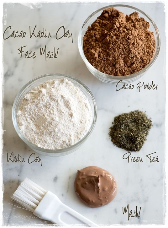 Clay Cacao Face Mask
