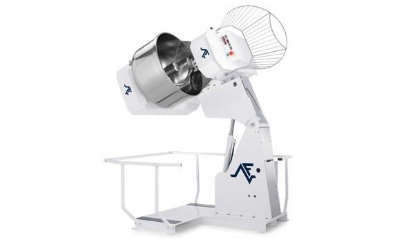 Amassadeira basculante / Tiltover mixer / Amasadora volcable / Pétrin basculant