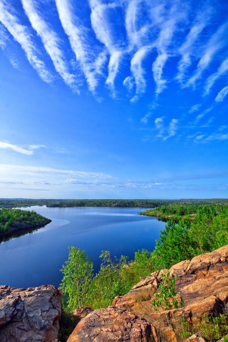 Lake Laurentian Conservation Area - Lake Laurentian Conservation Area, Sudbury, Ontario