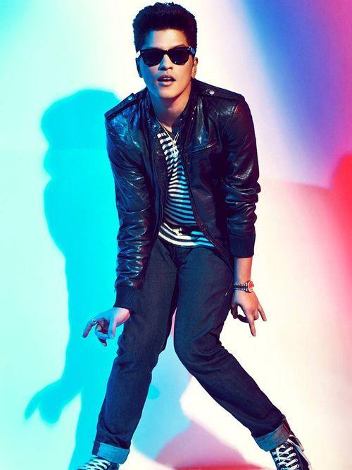 Bruno Mars — Photo Credit: Sebastian Kim