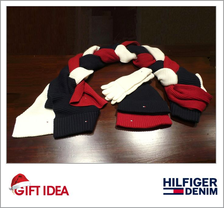 #GIFT #IDEA!  #Scarf / #Sciarpa - #Hilfiger #Denim #Original #price starting from: 55.00€ #Outlet price starting from: 39.00€ #Gloves / #Guanti - #Tommy #Hilfiger Original price: 45.00€ Outlet price: 32.00€ #Winter #hat / #Berretto - Hilfiger Denim Original price: 45.00€ Outlet price: 32.00€ #Available at #HilfigerDenim - #store number 35. http://www.palmanovaoutlet.it/it/outlet/negozi/hilfiger-denim