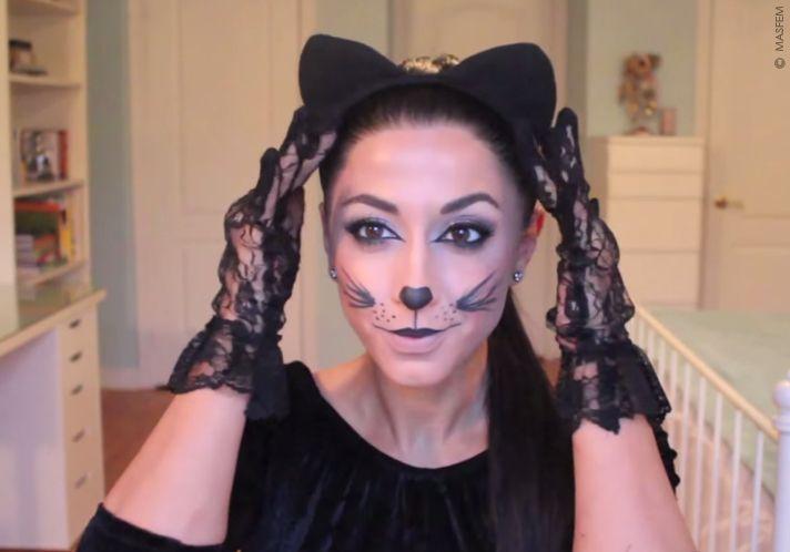 """Как сделать ушки из волос (36 фото): видео-инструкция по оформлению своими руками, особенности причесок """"кошачьи уши"""", цена, фото"""