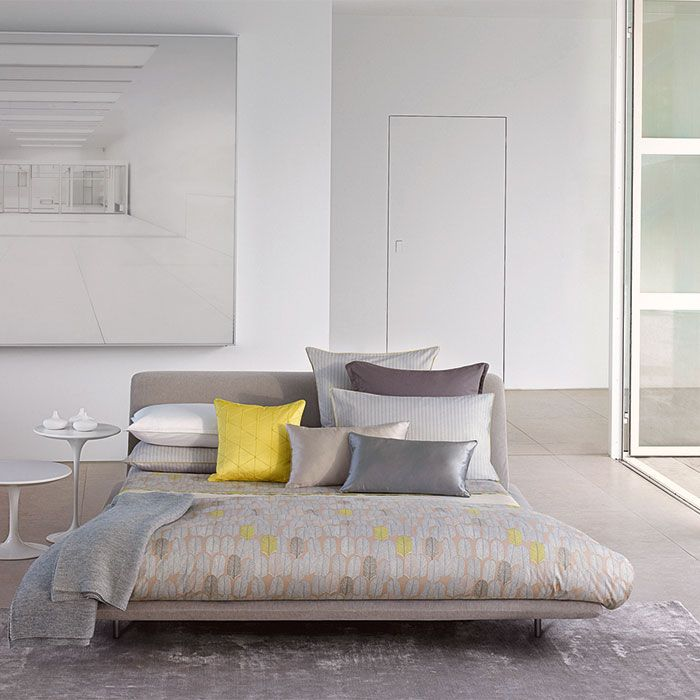 indian bedroom furniture catalogue%0A Feature  Don it or spread it  Hugo Boss brings its linens to India