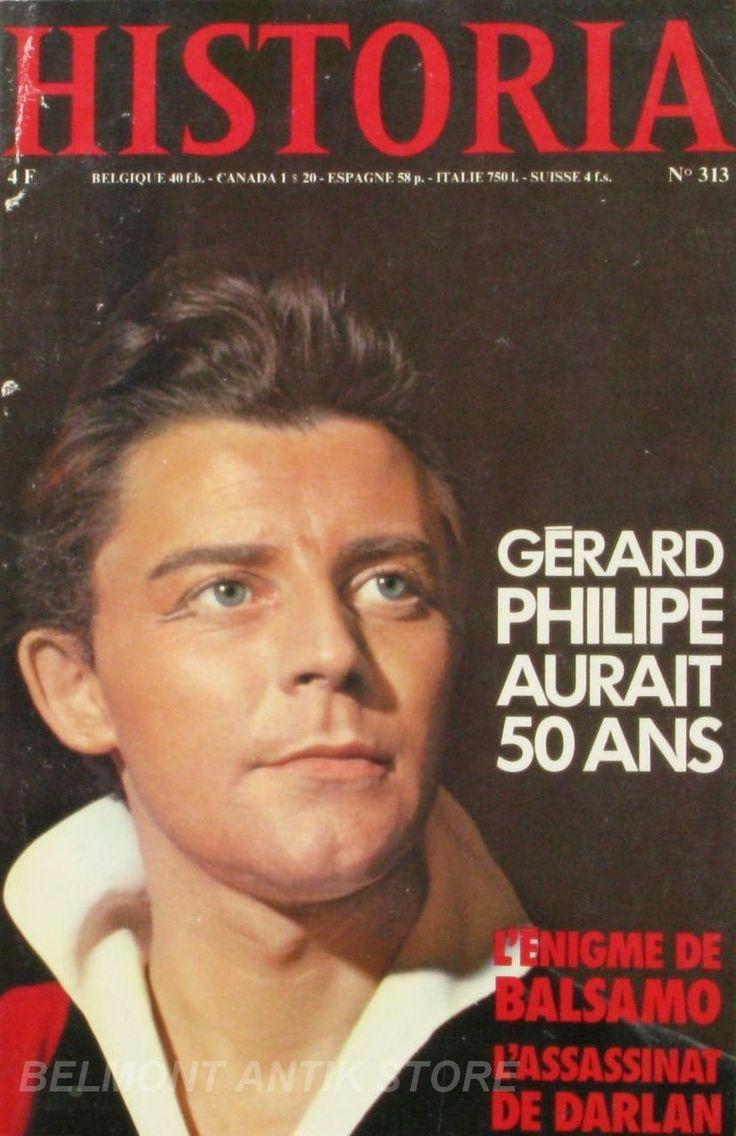 Historia N°313 1972 Gérard Philippe Pizarre Incas Pinay Louis XIV Toulon | eBay