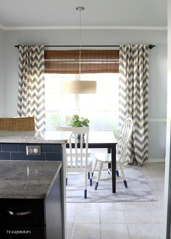 These oh-so-creative window treatments give a pop of personality to any room.
