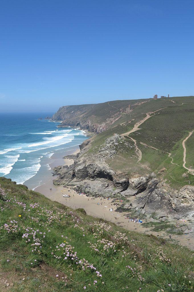 St Agnes Head, Cornwall, England #seecornwall #nationaltrust