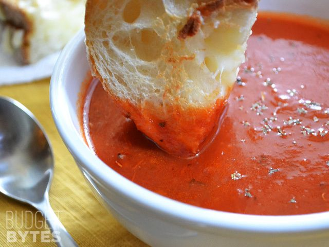 Tomato Herb Soup