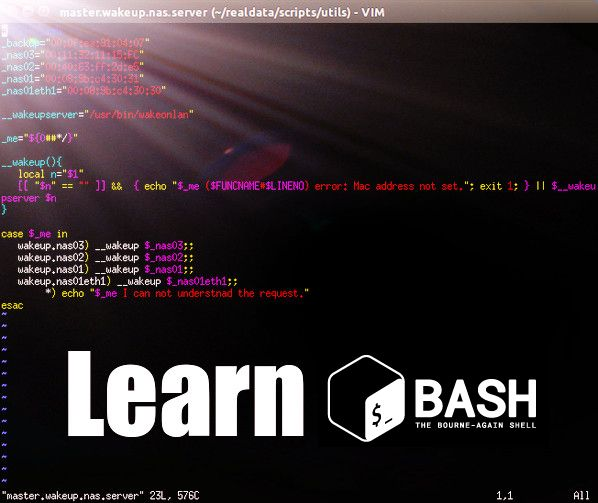 Bash (Bourne-Again SHell) is a Linux and Unix-like system shell or command language interpreter. It is a default shell on many operating systems including Linux and Apple MacOS X. Shell scripts are a fundamental part of the Unix programming environment.If you have always used a graphic user int