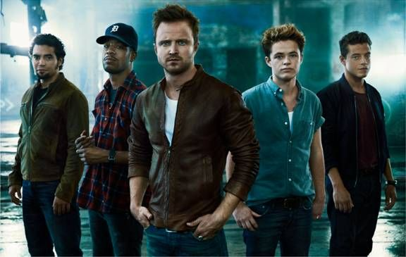NEED FOR SPEED Featurette The Guys #NFSMovie