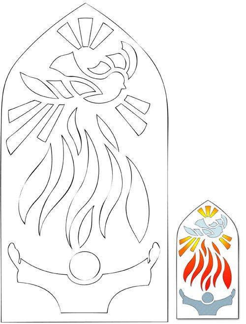 kerkblad gaandeweg kinderhoekje kleurplaten, knutselen