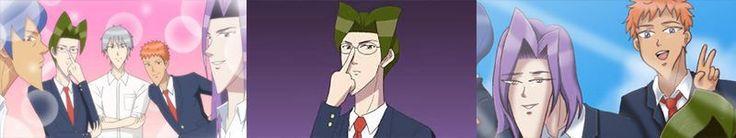 Gakuen Handsome 01 VOSTFR | Animes-Mangas-DDL