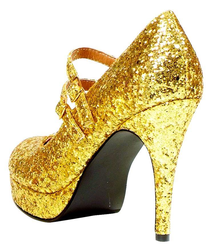 Glitter Shoes - JoAnn | Jo-Ann