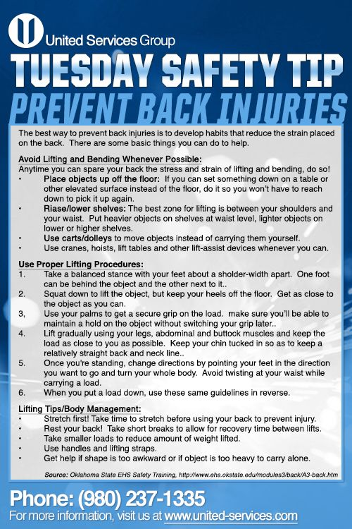 preventing injuries by providing information Preventing injuries in the trucking industry focus report 1997 - 2005  th is focus report provides detailed information on injuries in washington state's trucking industry th e trucking industry has some of the highest workers'  output while providing employment to over 48,000 workers but the importance of the trucking.