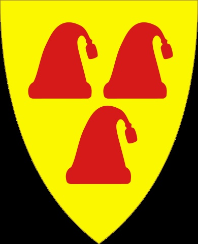 Nissedal coat of arms