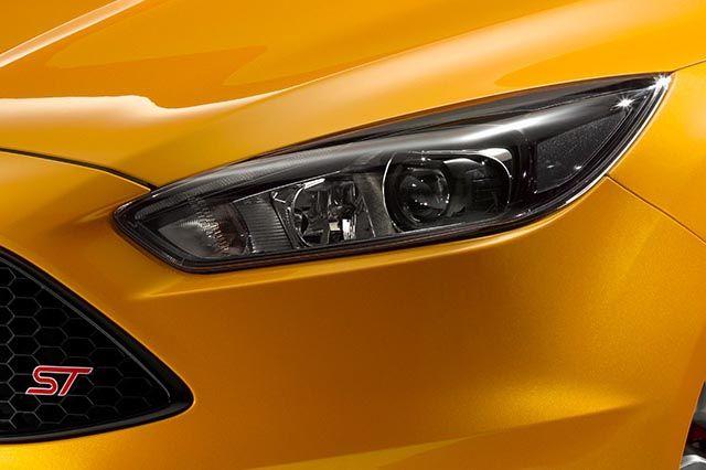 Nuova Ford Focus St E Mustang A Goodwood La Compatta Sportiva