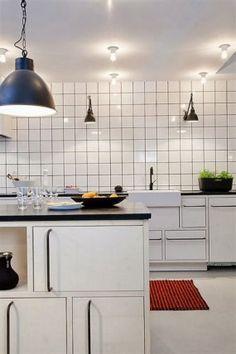 Bildresultat för modernt kök med kakel