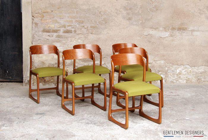 gentlemen designers mobilier vintage made in france 6. Black Bedroom Furniture Sets. Home Design Ideas