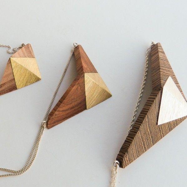 winged pendant